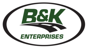 B & K Enterprises logo